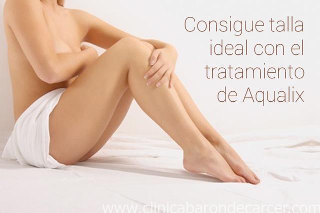 Tratamiento corporal con Aqualyx en Valencia