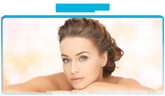 Despues del tratamiento de higiene facial