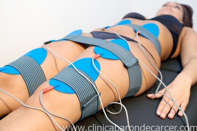 Tratamiento de electroestimulación en Valencia