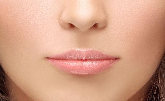 Aumento de labios con Botox, Toxina Botulínica, antés