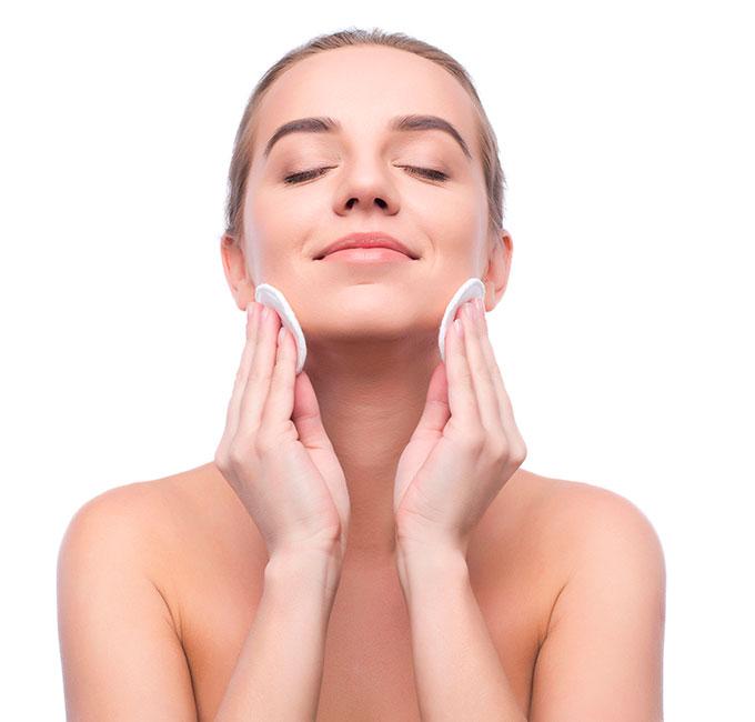 Higiene facial profunda en Valencia