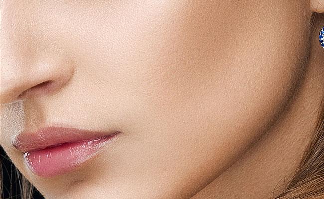 Tratamiento de luminosidad facial - Despues